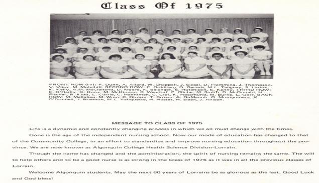First Class of Algonquin -1975.jpg